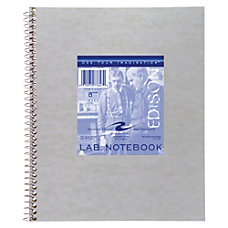 Roaring Spring Wirebound Lab Notebook Quad
