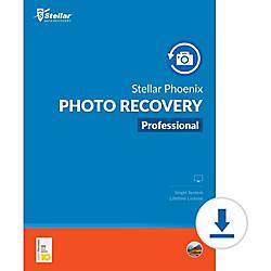 Stellar Phoenix Photo Recovery Professional Mac