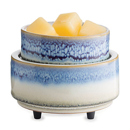 Candle Warmers Etc 2-In-1 Classic Fragrance Warmers, Horizon, Pack Of 6 Warmers