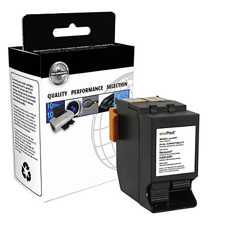 CTG IS440 (NeoPost ISINK4HC / IMINK4HC / 4145711Y) Remanufactured Red Postage Meter Ink Cartridge