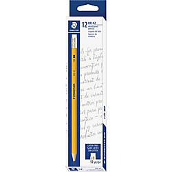 Staedtler Pre sharpened No 2 Pencils