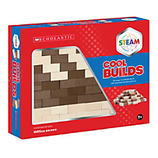 Scholastic STEAM Cool Builds Activity Kit