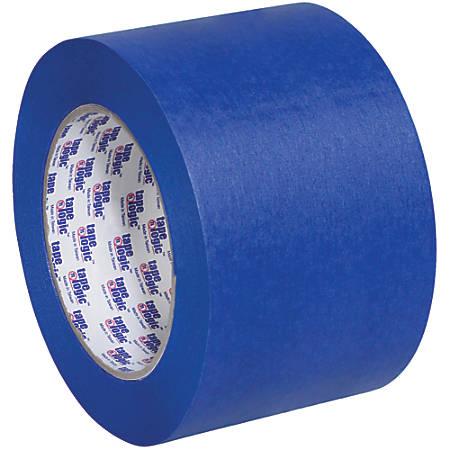 "Tape Logic® 3000 Painter's Tape, 3"" Core, 3"" x 180', Blue, Case Of 16"