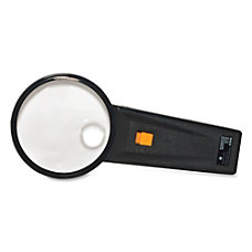 Sparco Illuminated Magnifier 3 Diameter