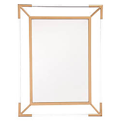 Zuo Modern Four Points Mirror 32