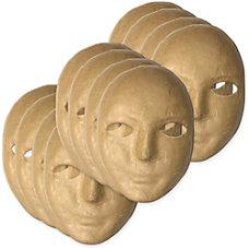 Creativity Street Paper Mache Masks Decoration