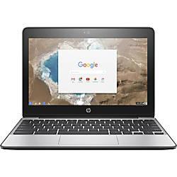 HP Chromebook 11 G5 Laptop 116