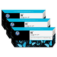HP 91 3 ink Multipack 3