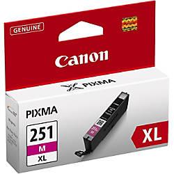 Canon CLI 251XL High Yield Magenta