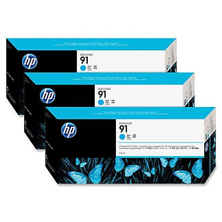 HP 91 Original Ink Cartridge - Multi-pack