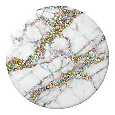 PopSockets PopGrip Gold Sparkle Marble 1