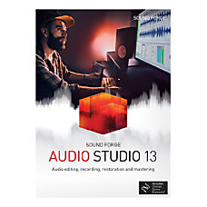 Sound Forge Audio Studio 13 Traditional