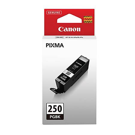 Canon PGI-250 Black Ink Tank (PGI-250BK)