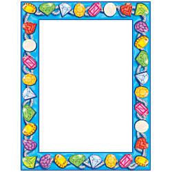 Scholastic Colorful Design Paper Island Treasure