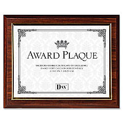 DAX Insertable Plaque 10 12 x