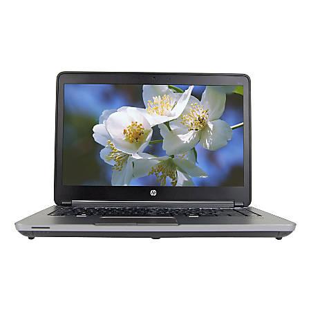 "HP ProBook 640 G1 Refurbished Laptop, 14"" Screen, 4th Gen Intel® Core™ i5, 8GB Memory, 1TB Hard Drive, Windows® 10 Home, OD5-31209"