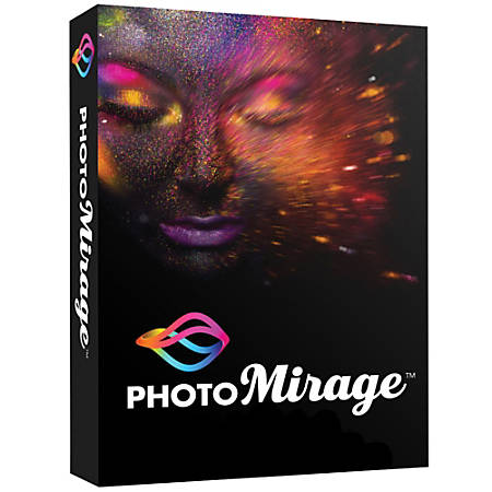 Corel PhotoMirage (Windows)