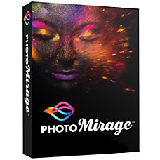 Corel PhotoMirage Windows