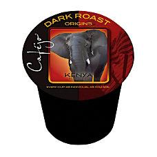 Cafejo Kenya Single Serve Cups 037
