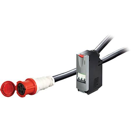 APC by Schneider Electric IT Power Distribution Module 3 Pole 5 Wire 40A IEC 309 440cm - 415 V AC