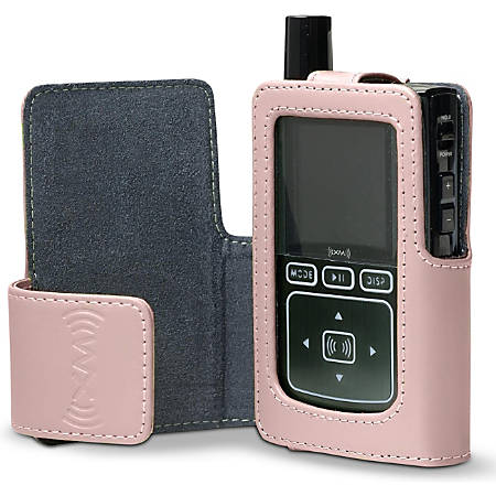 Belkin Folio Case for Helix and inno - Slide Insert - Leather - Pink