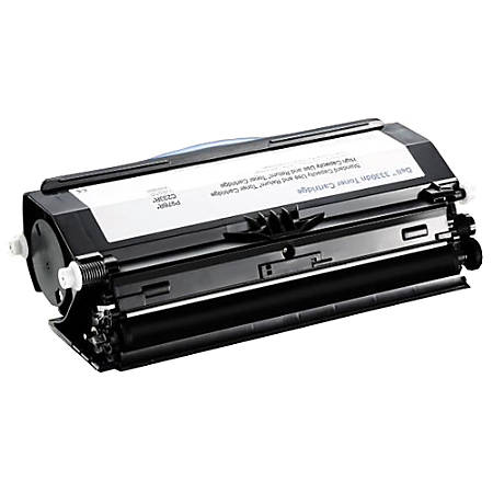 Dell™ C233R High-Yield Black Toner Cartridge