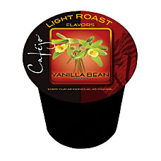 Cafejo Vanilla Bean Single Serve Cups