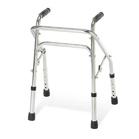 Guardian Pediatric Folding Walker, Gray