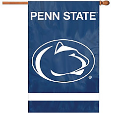 Party Animal Penn State Applique Banner