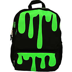 Nickelodeon Slime Backpack Gel Ink Glow