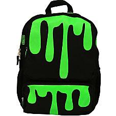 Nickelodeon Slime Backpack Gel Ink Glow