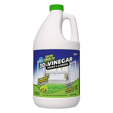 Green Gobbler 30% Vinegar Home And Garden, 128 Oz, Pack Of 3 Bottles