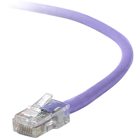 Belkin CAT6 Ethernet Patch Cable, RJ45, M/M A3L980-30-PUR