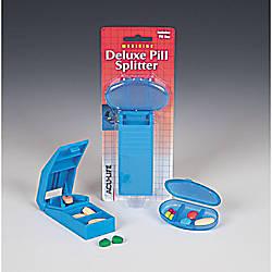 ACU LIFE Deluxe Pill Box Splitter