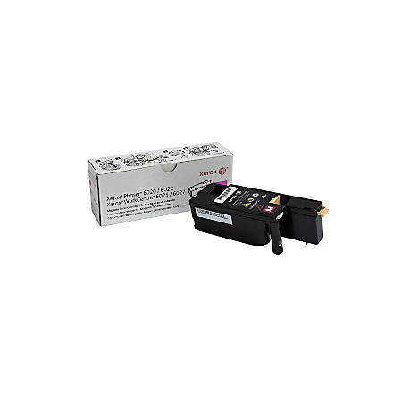 Xerox® WorkCentre 6027 Magenta Toner Cartridge (106R02757)