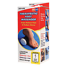 ACU LIFE Therapeutic Foot Massager