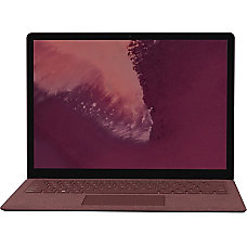 Microsoft Surface Laptop 2 135 Touchscreen