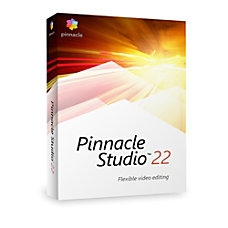 Pinnacle Studio 22 Standard Download Version