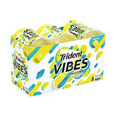Trident Vibes Ooh La Lemon Sugar