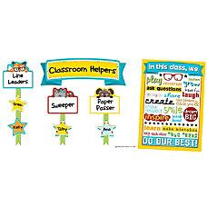 Carson Dellosa Hipster Classroom Management Bulletin