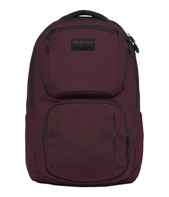 Jansport Nova Backpack With 15 Laptop Pocket Micro Grid By Office Depot Officemax
