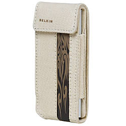 Belkin Canvas Flip Case for iPod