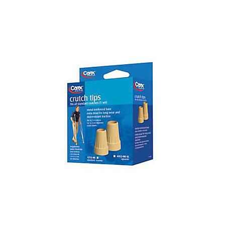 Carex® Crutch Tips