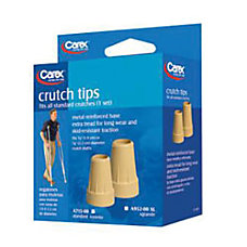 Carex Crutch Tips