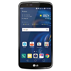 LG K10 K425 Cell Phone Blue
