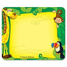 Carson Dellosa Jungle Name Tags 3