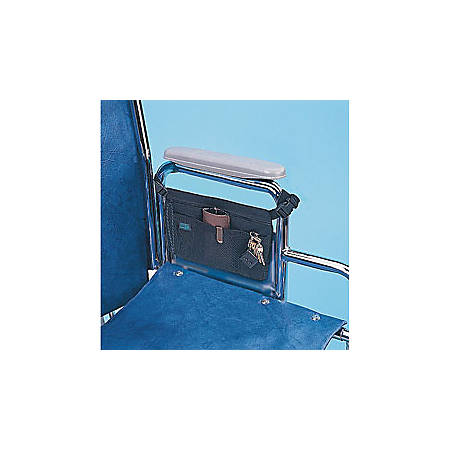"""EZ-ACCESSORIES® Universal Tote(Small fits walkers&wheelchairs), 8 1/2"""" x 9"""" x 1"""""""