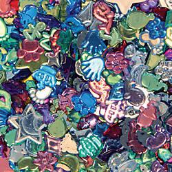 Creativity Street Fun Gemstones Buttons Assorted
