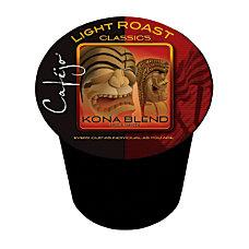 Cafejo Kona Blend Single Serve Cups
