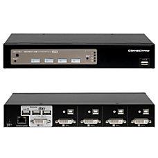 Connectpro UD 14KIT 4 port DVI